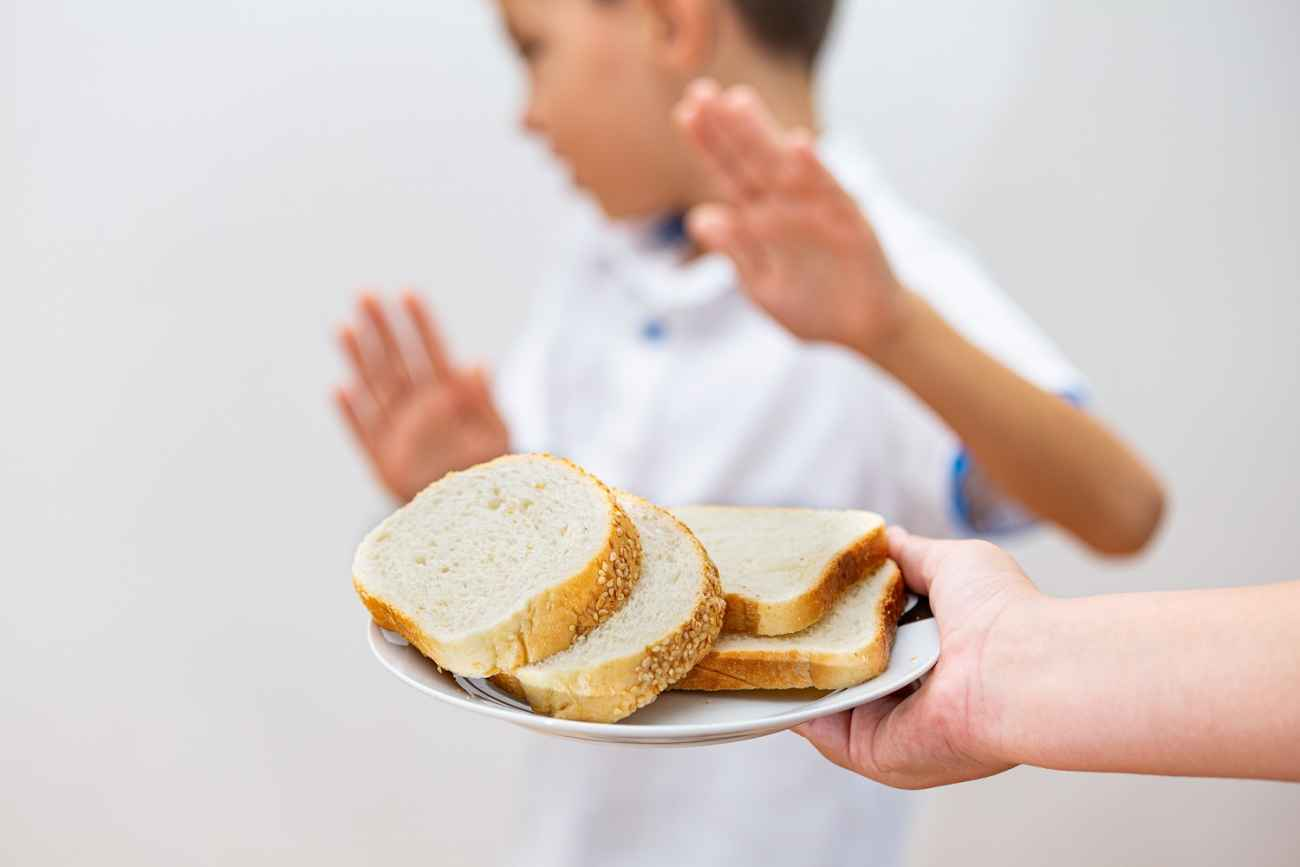 dziecko nie chce jeść - brak apetytu